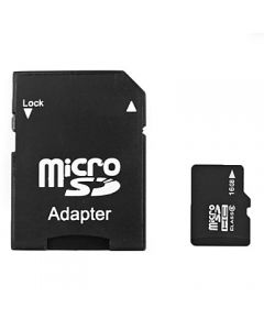 Micro SD 16GB Classe 10 geheugenkaart